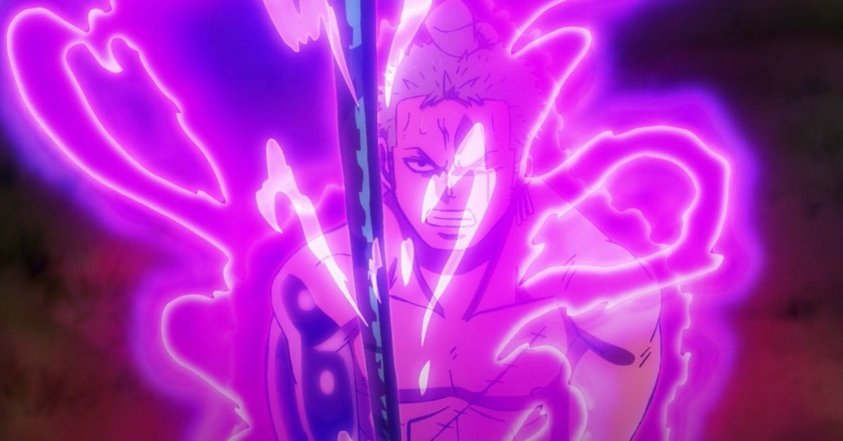 One Piece Zoro New Sword Enma Oden Wano Anime