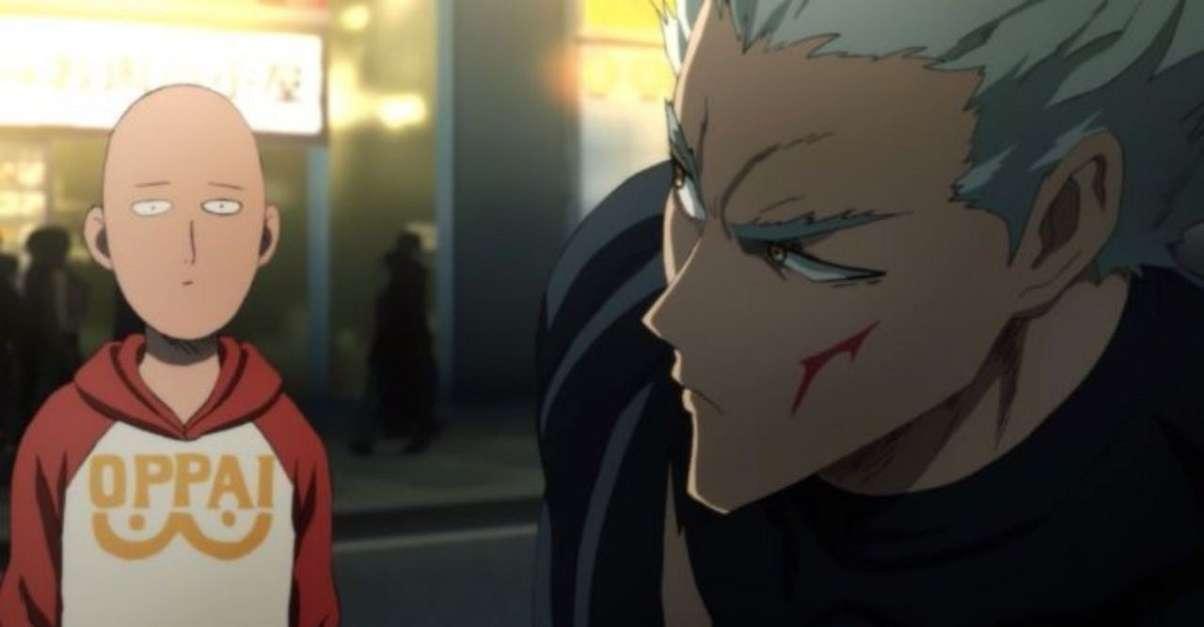 One-Punch Man Saitama Garou