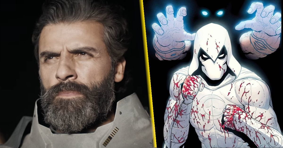 oscar isaac moon knight marvel disney