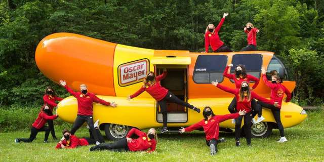 oscar mayer hotdoggers