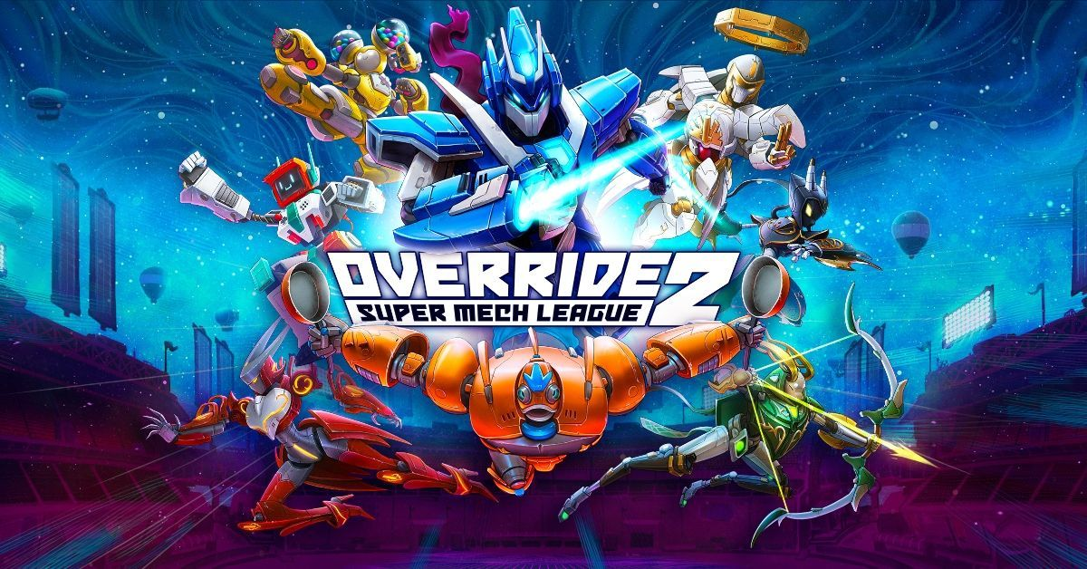 Override 2 Super Mech League Review