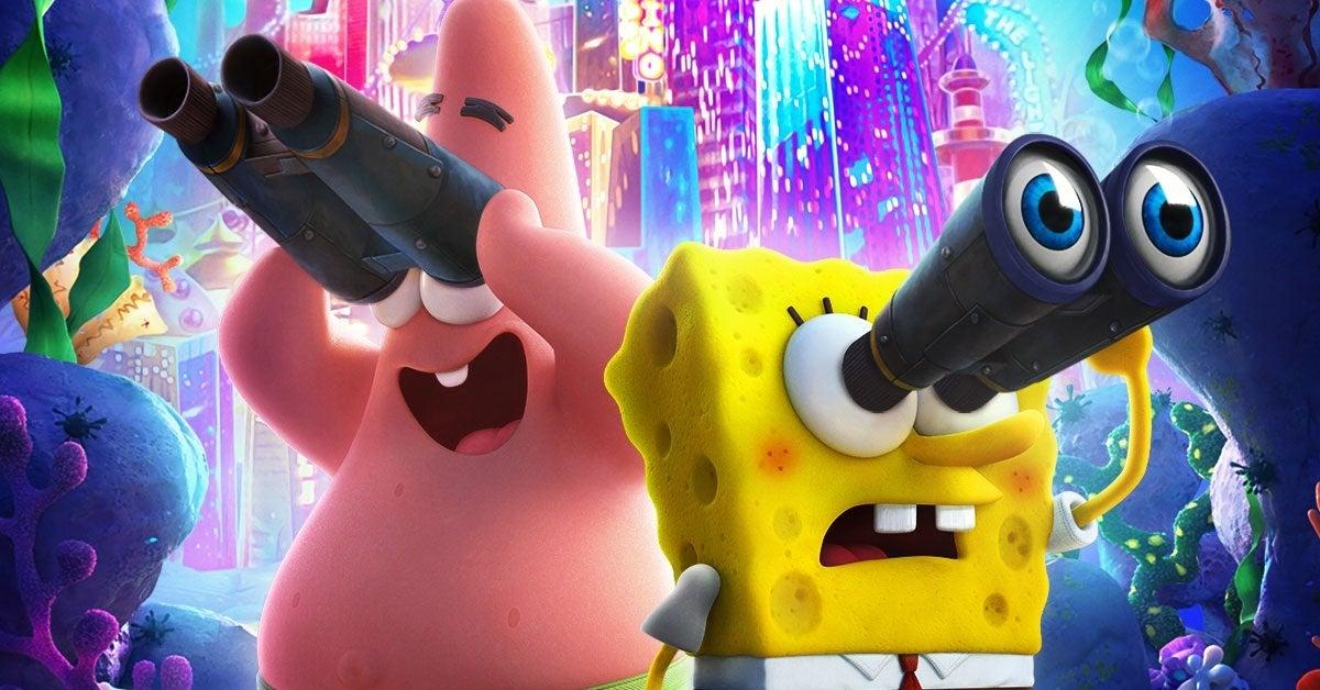 Paramount-Plus-SpongeBob-Movie-Sponge-On-The-Run-Poster-Header