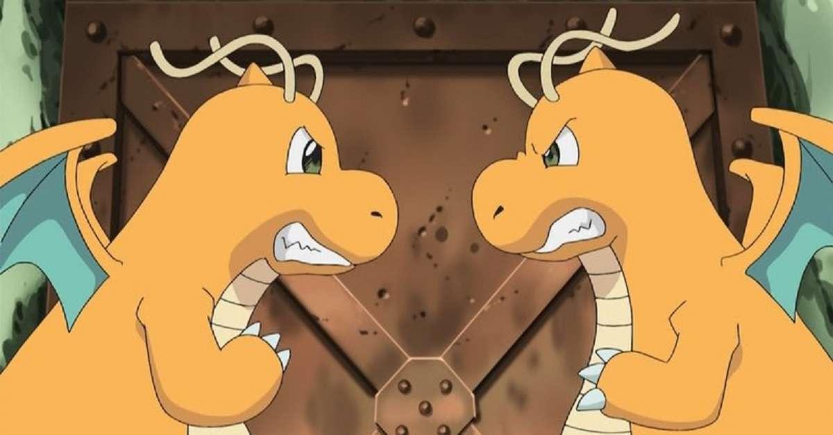 Pokemon Journeys Dragonite