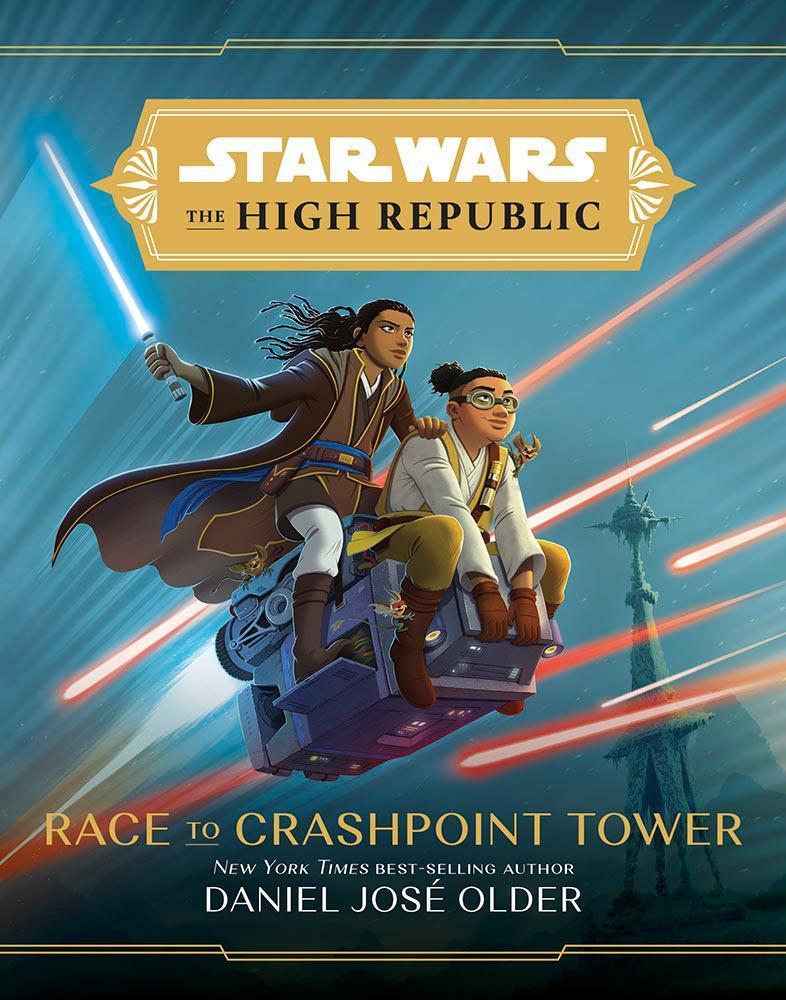 Race ot Crashpoint Tower
