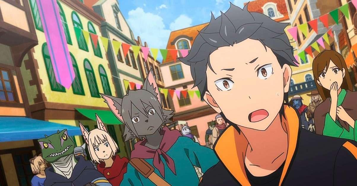 Re Zero Anime Season 2