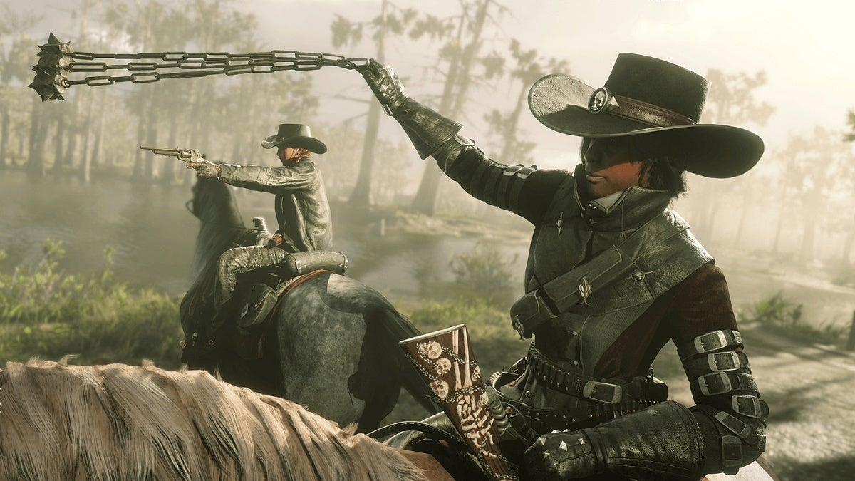 Red Dead Online Bounty Hunters