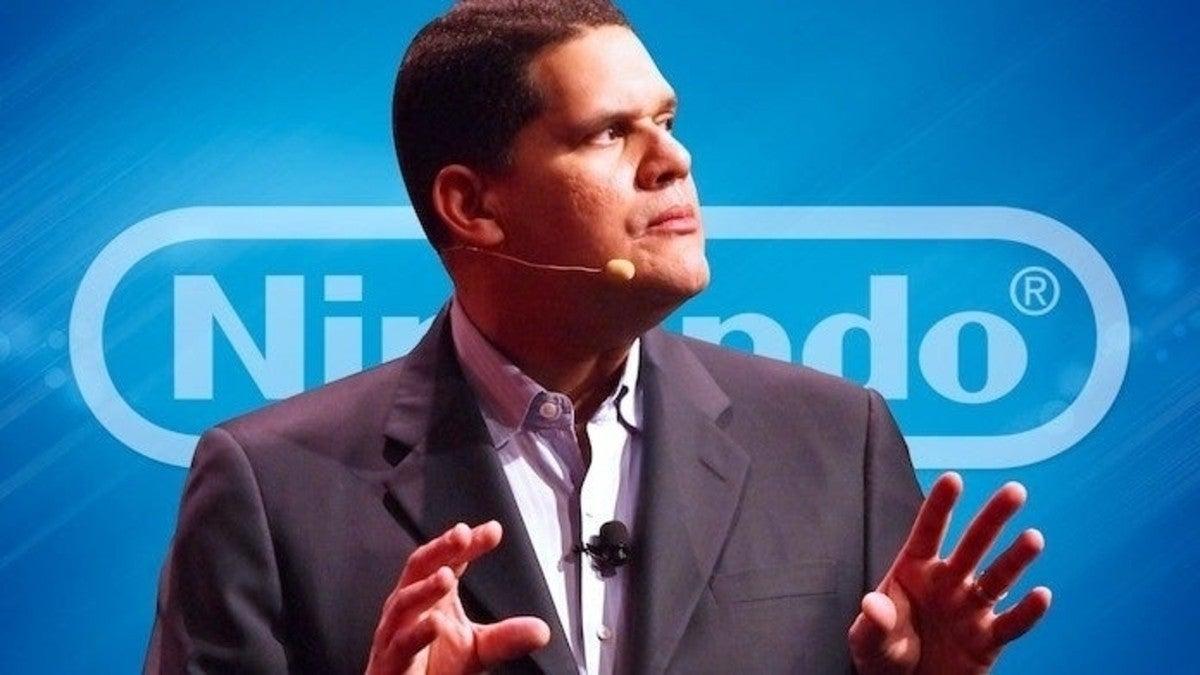 Reggie Fils Aime Nintendo