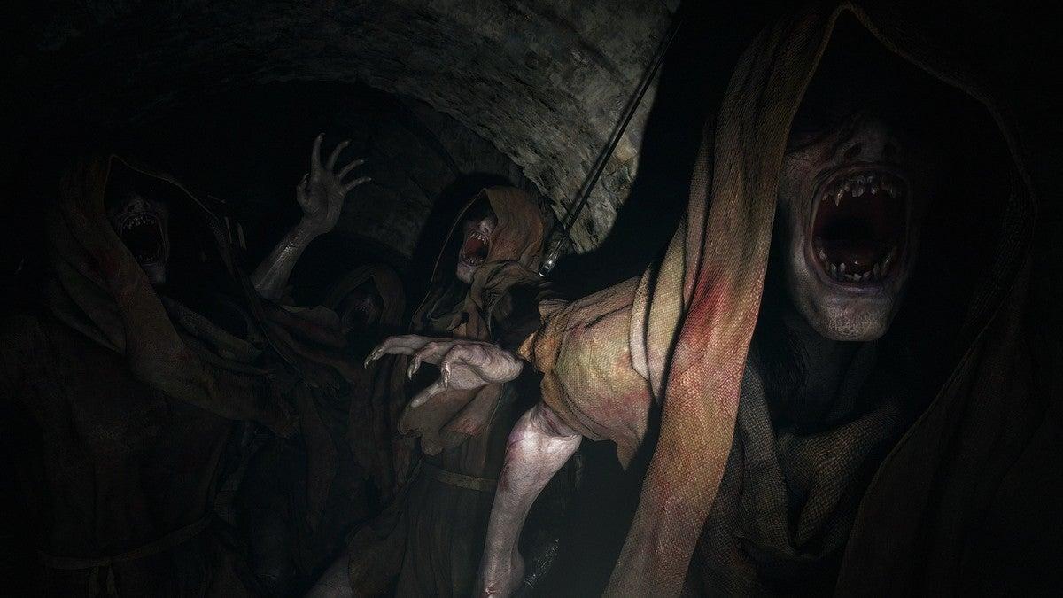 Resident Evil Village New Enemy