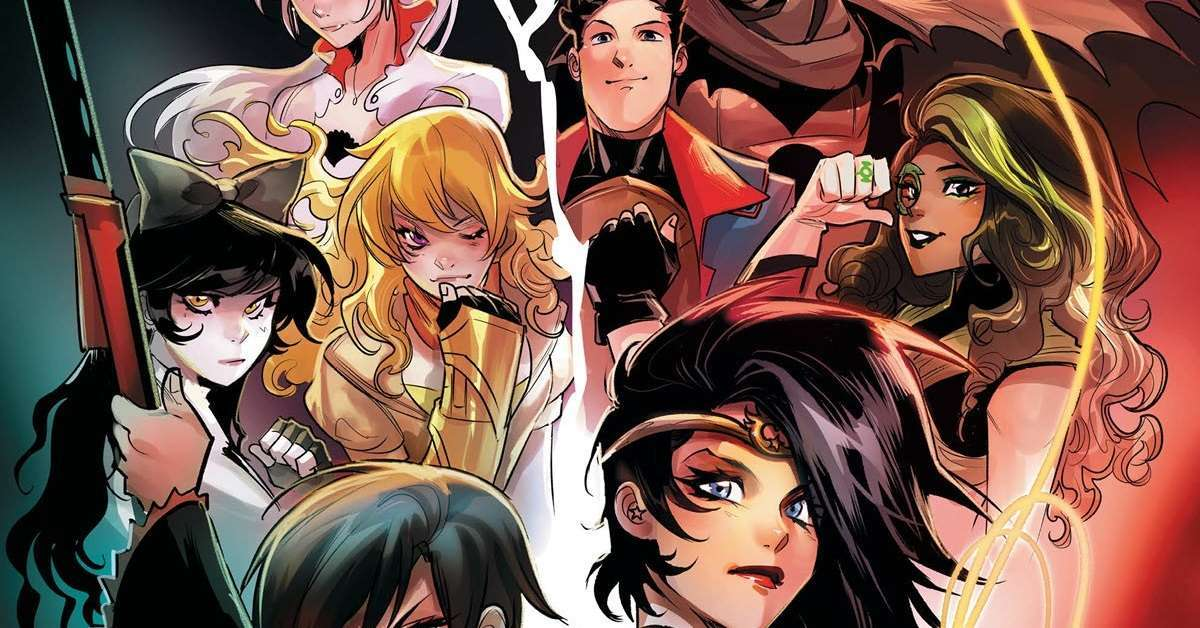 RWBY Justice League
