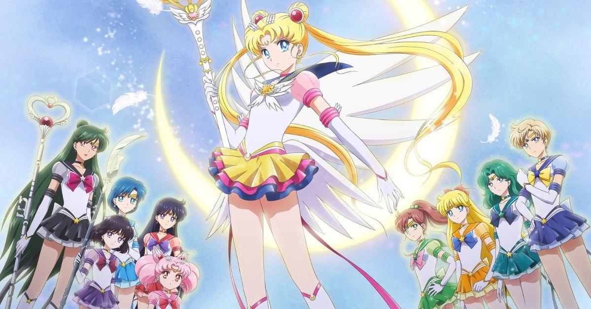 Sailor Moon Eternal Movie Part 2 Visual