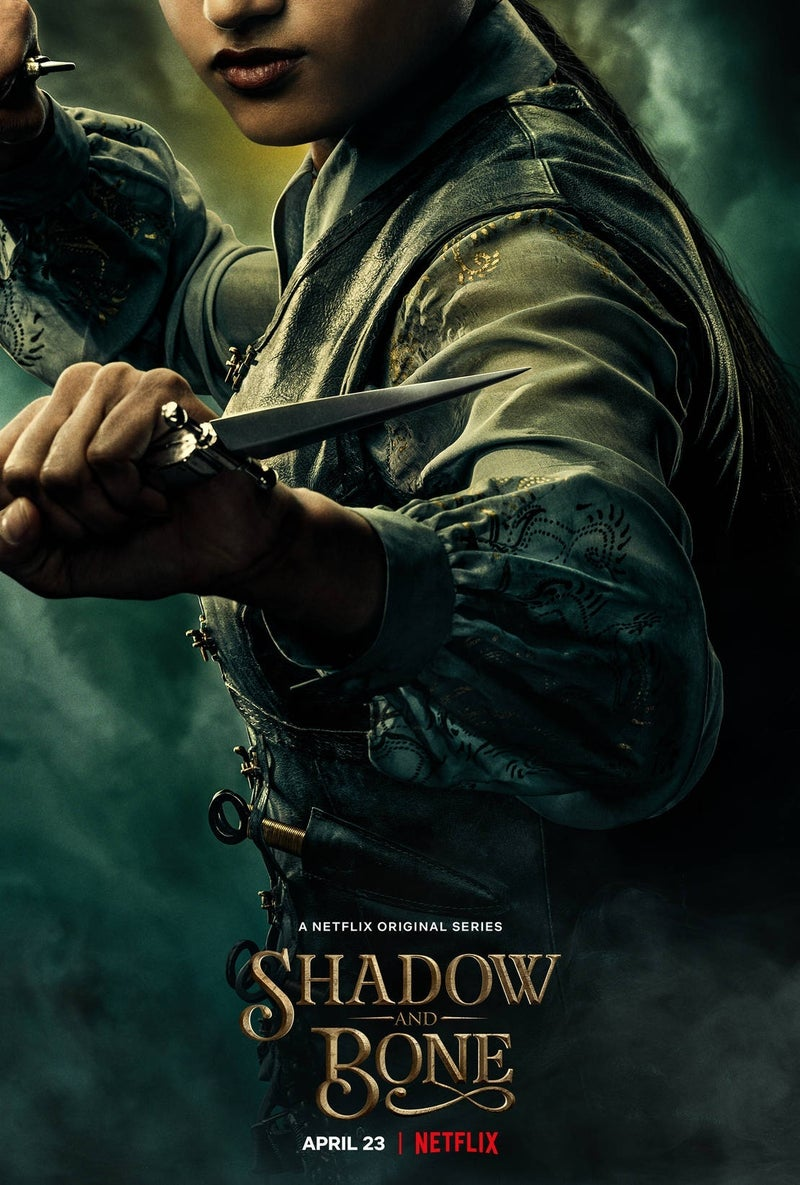 shadow and bone character poster netflix 1