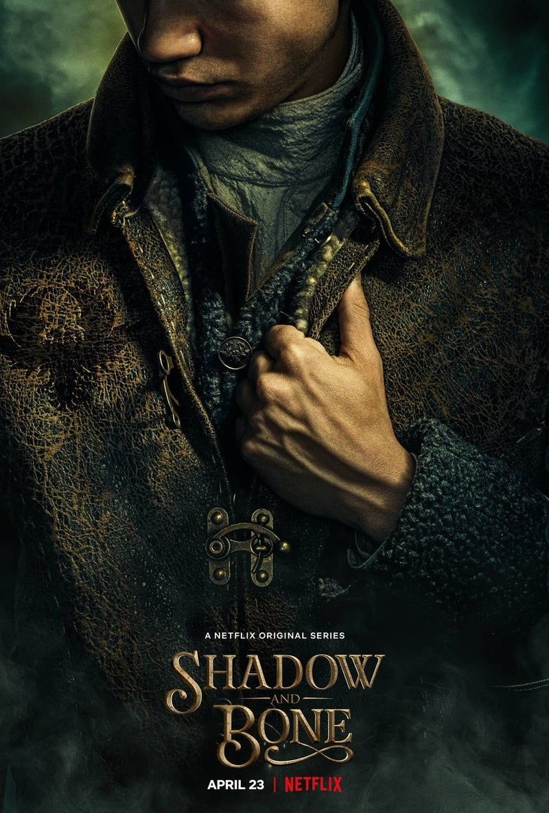 shadow and bone character poster netflix 3