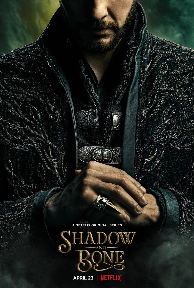 shadow and bone character poster netflix 5