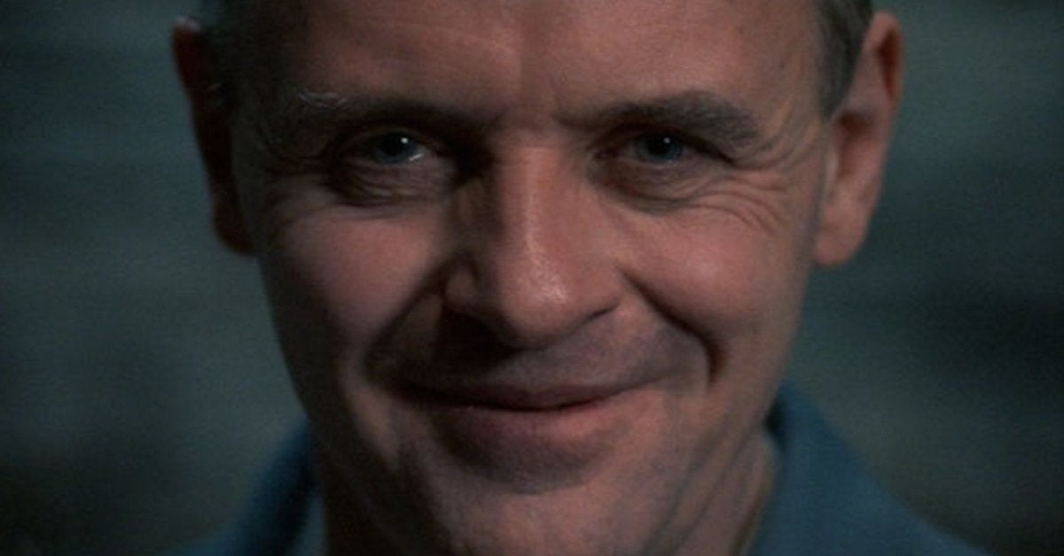 silence of the lambs hannibal lecter anthony hopkins