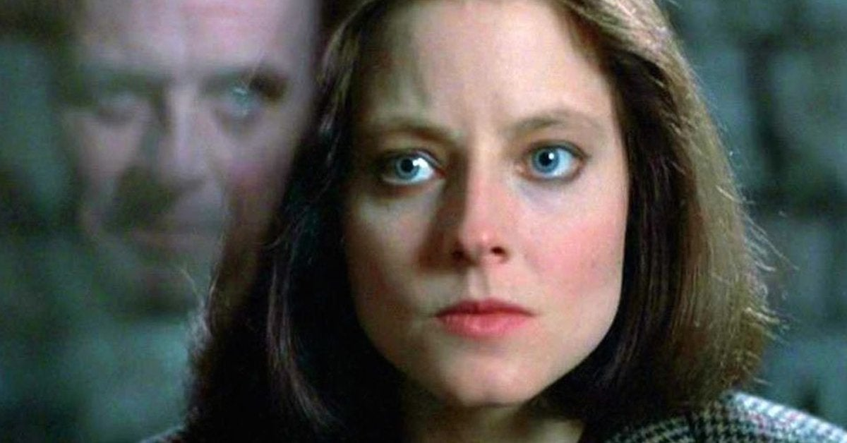 silence of the lambs jodie foster anthony hopkins hannibal lecter clarice starling