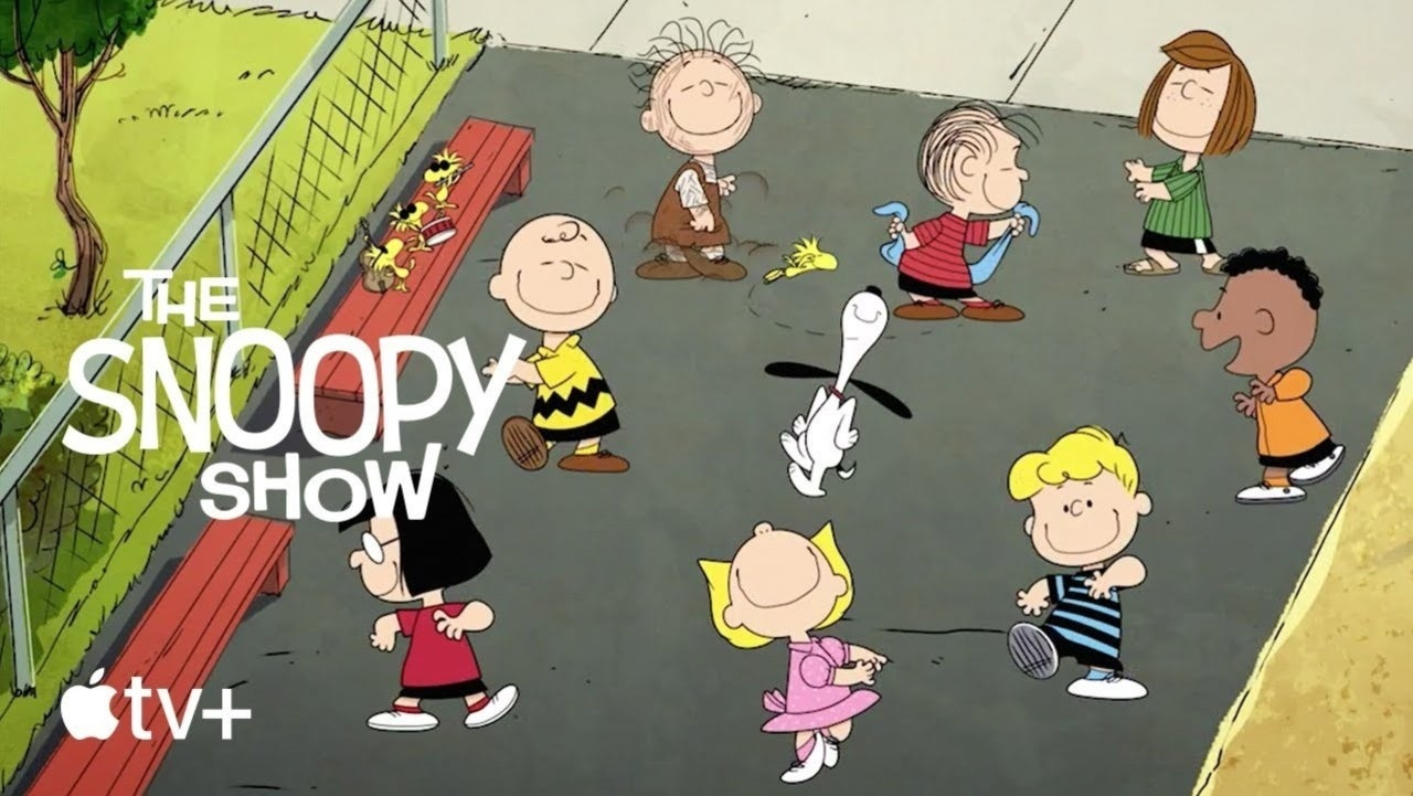 The Snoopy Show Full Trailer Released by Apple TV+