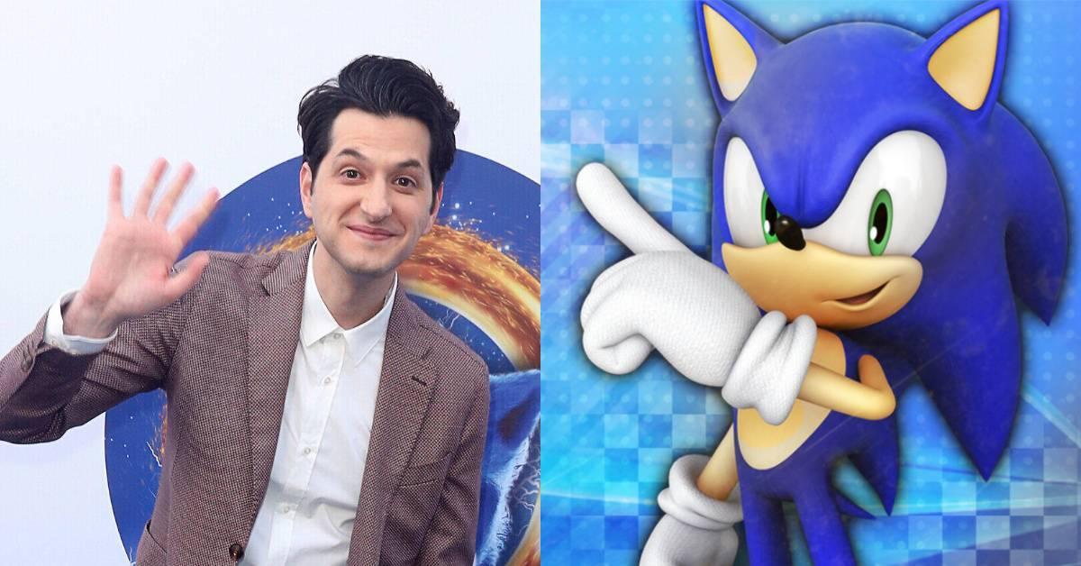 Sonic Ben Schwartz