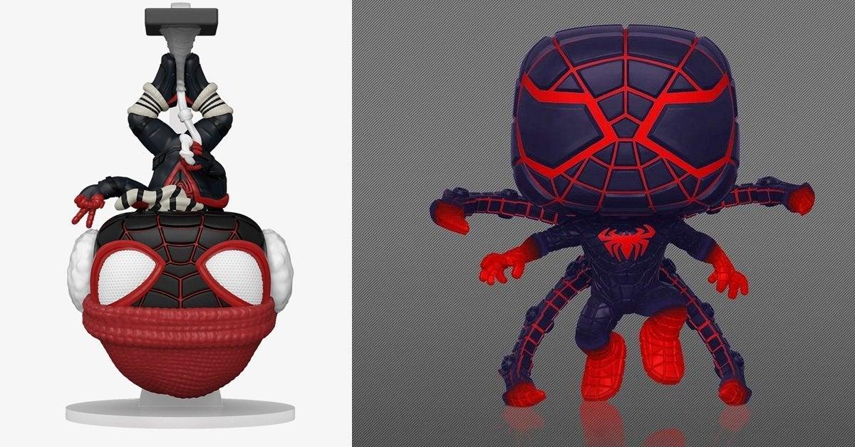 spider-man-miles-morales-funko-pop-exclusives