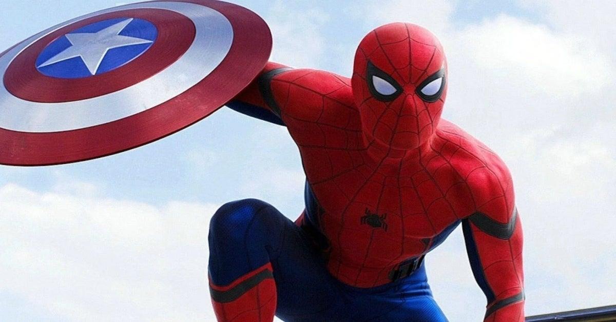 Spider-Man Tom Holland Marvel Studios