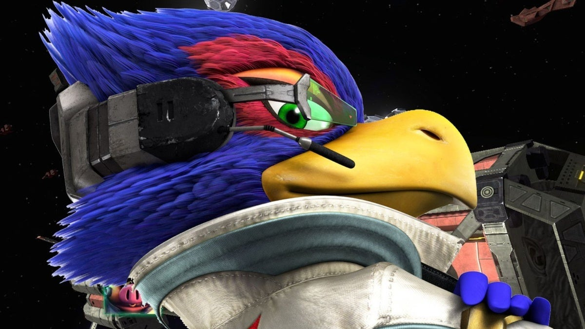 star fox falco