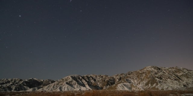 star mountain range
