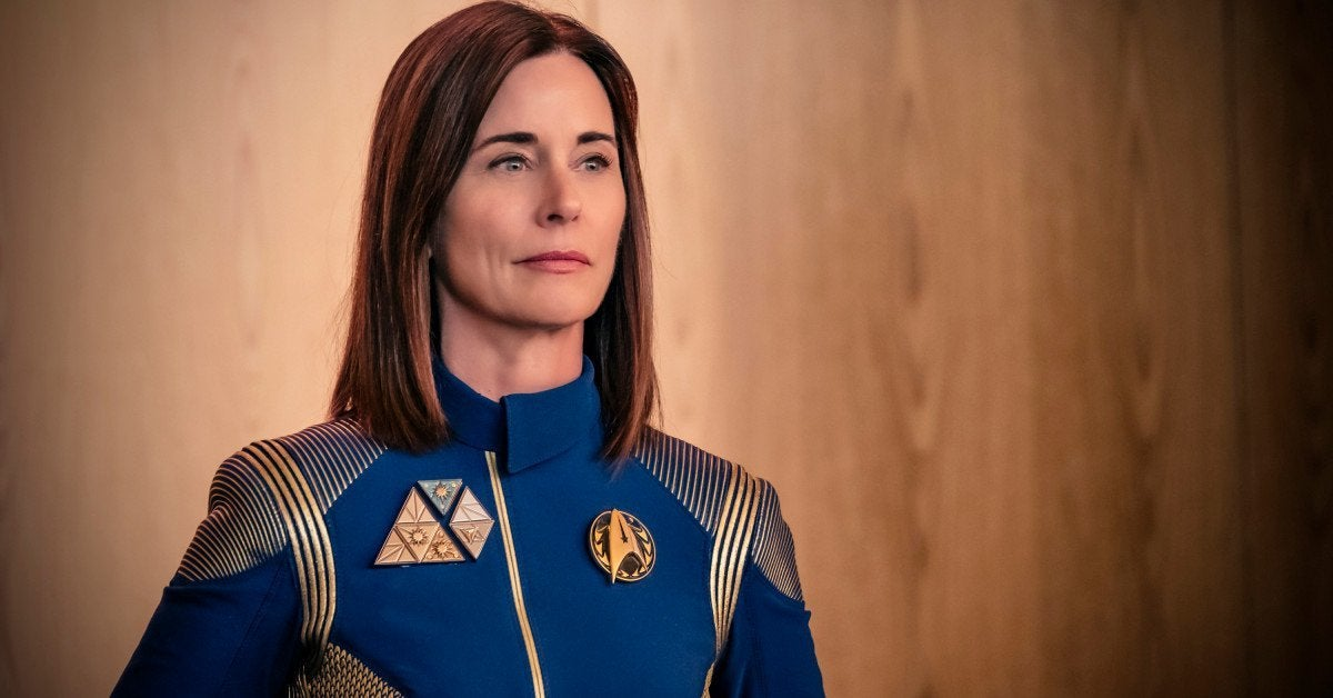 Star Trek Discovery Jayne Brook Admiral Katrina Cornwell