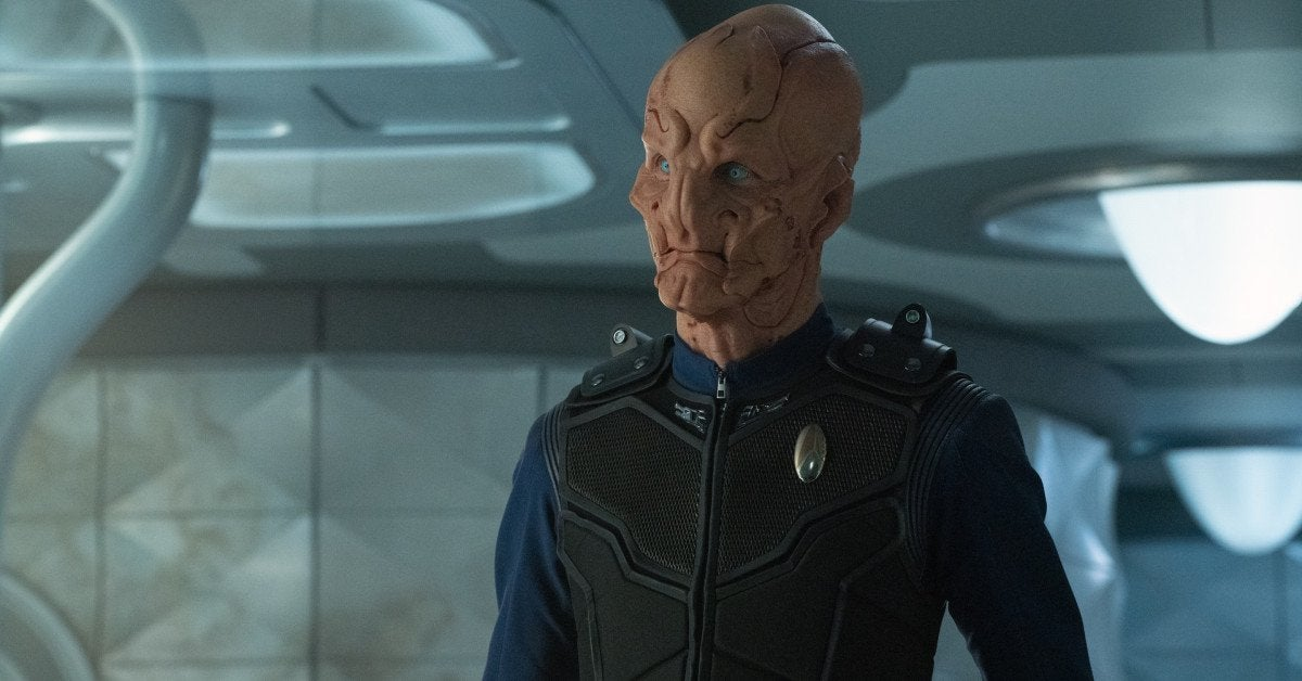 Star Trek Discovery Season 4 Saru