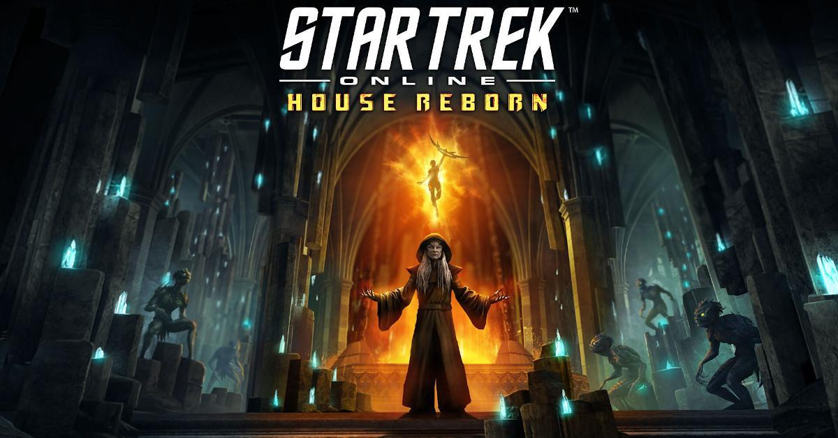 Star Trek Online House Reborn