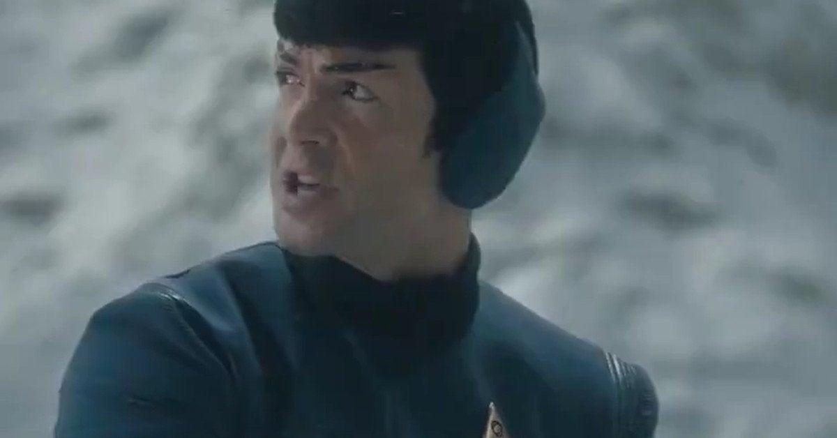 Star Trek Spock Ethan Peck