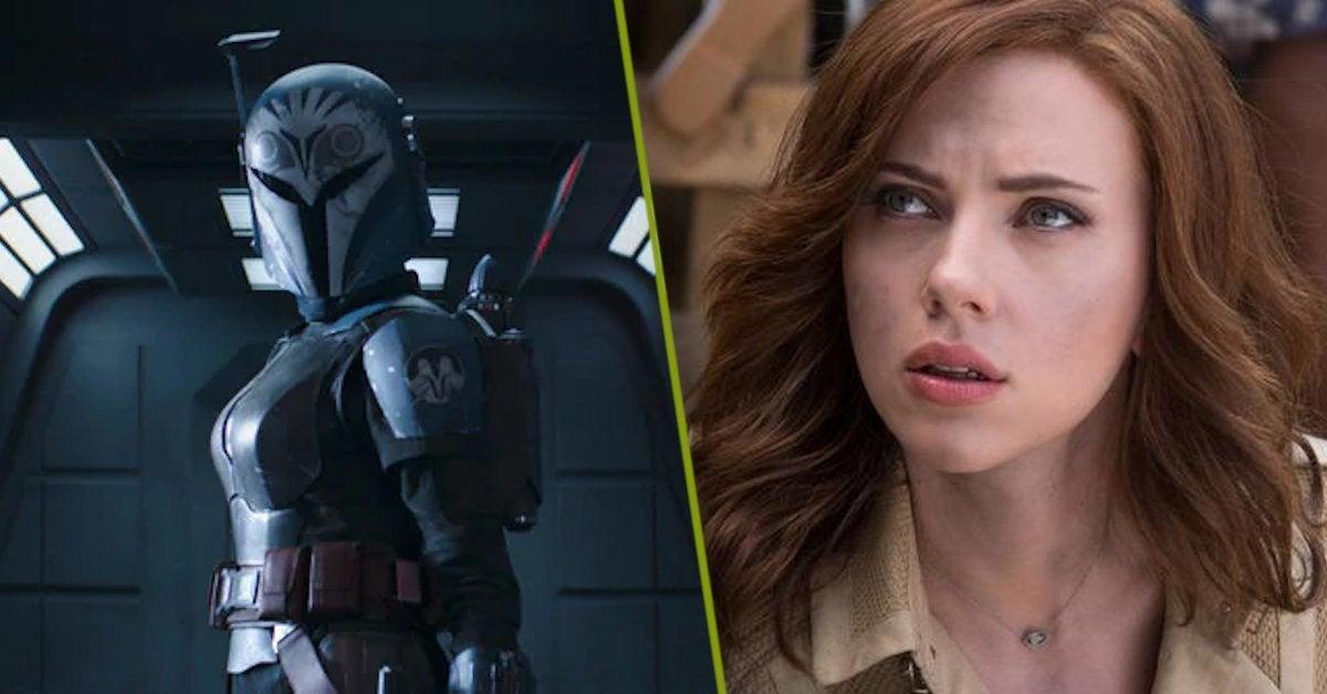 Star Wars Bo-Katan Scarlett Johansson