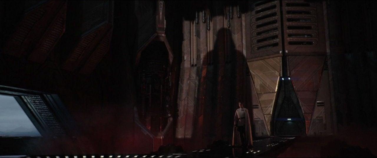 star wars rogue one darth vader shadow krennic