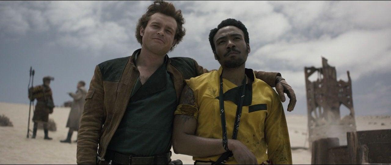 star wars solo movie lando han