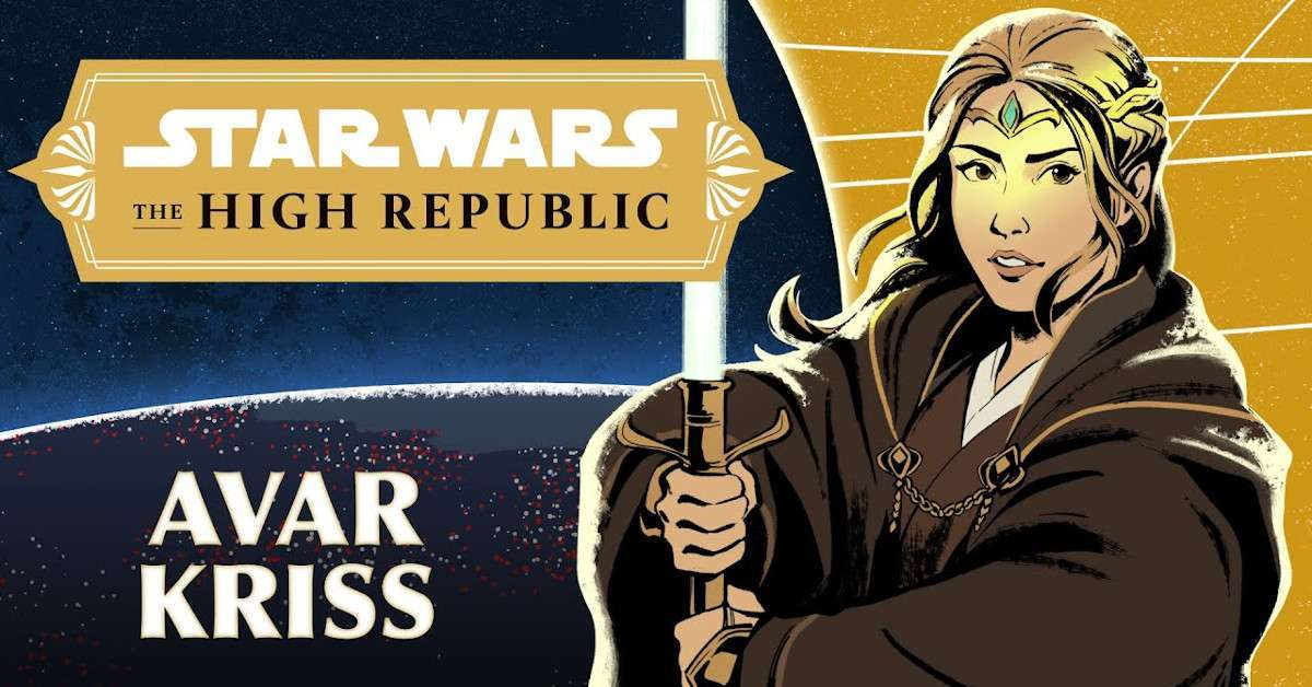 Star Wars The High Republic Avar Kriss