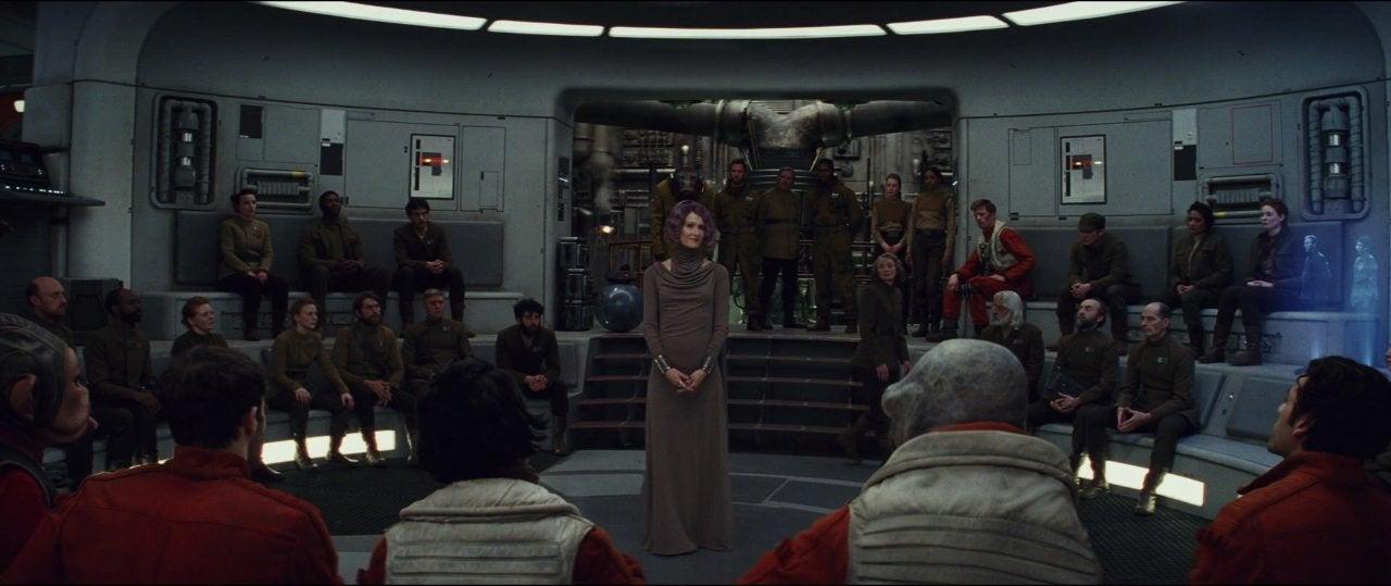 star wars the last jedi admiral holdo laura dern