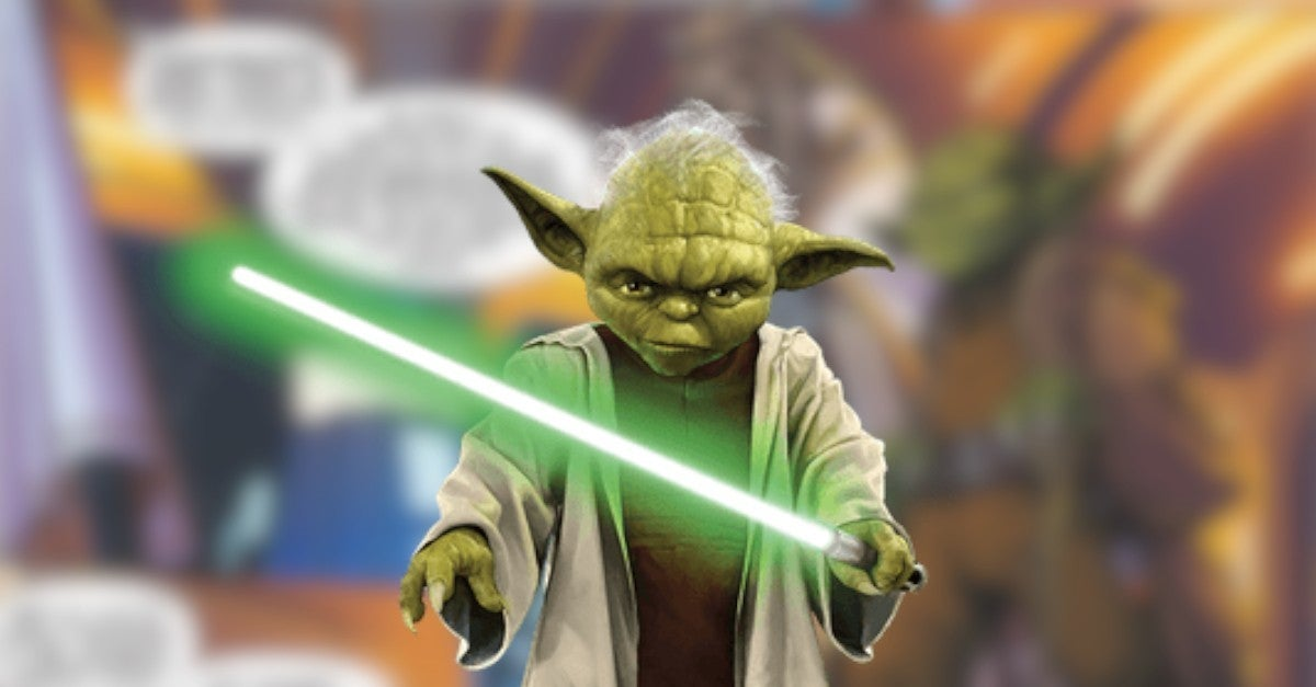 Star Wars Young Yoda Marvel High Republic Comic Spoilers