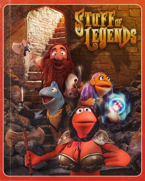 Stuff of Legends - Poster