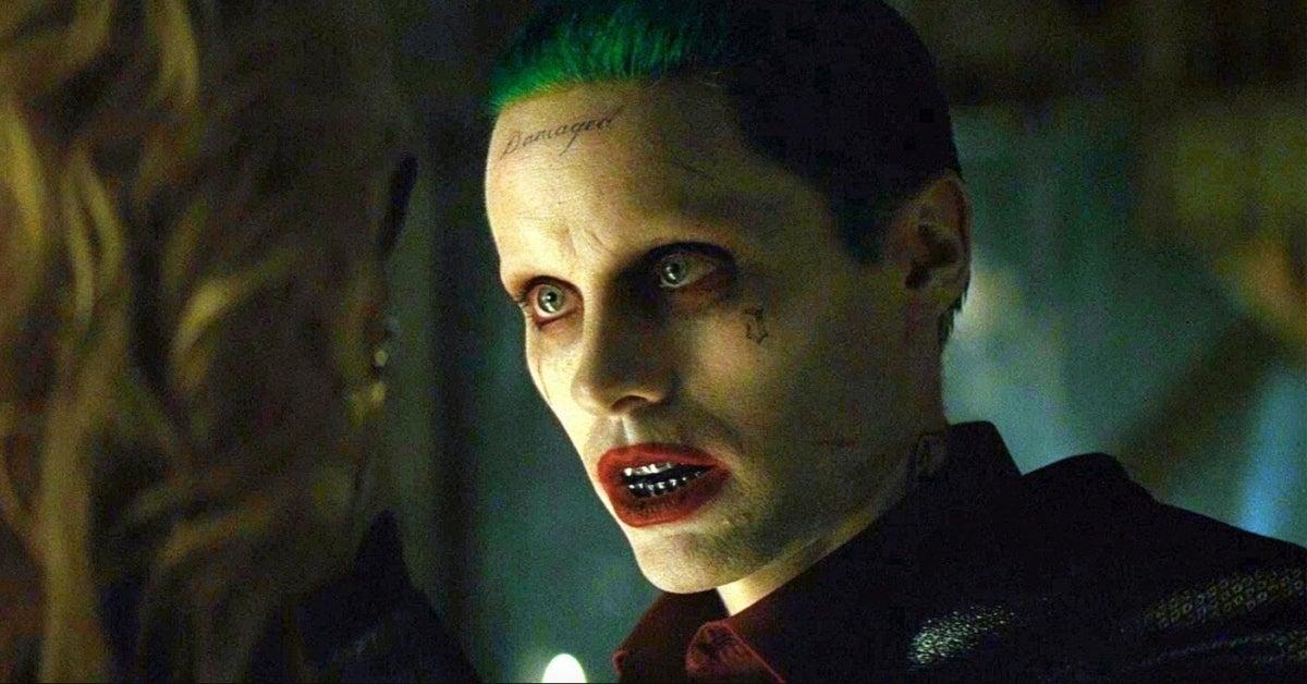 Suicide Squad Jared Leto Joker David Ayer Cut