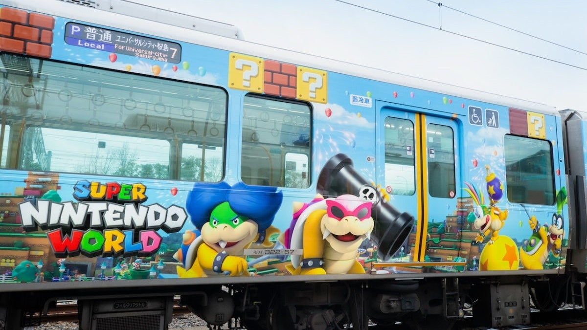 super nintendo world train 4