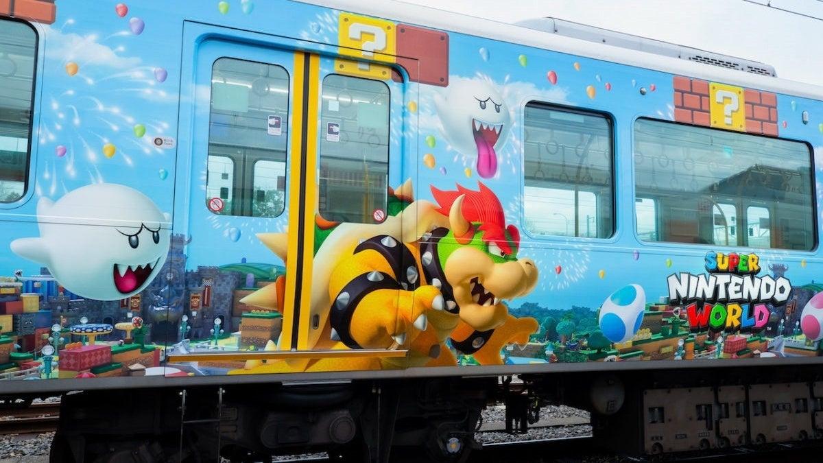 super nintendo world train 5