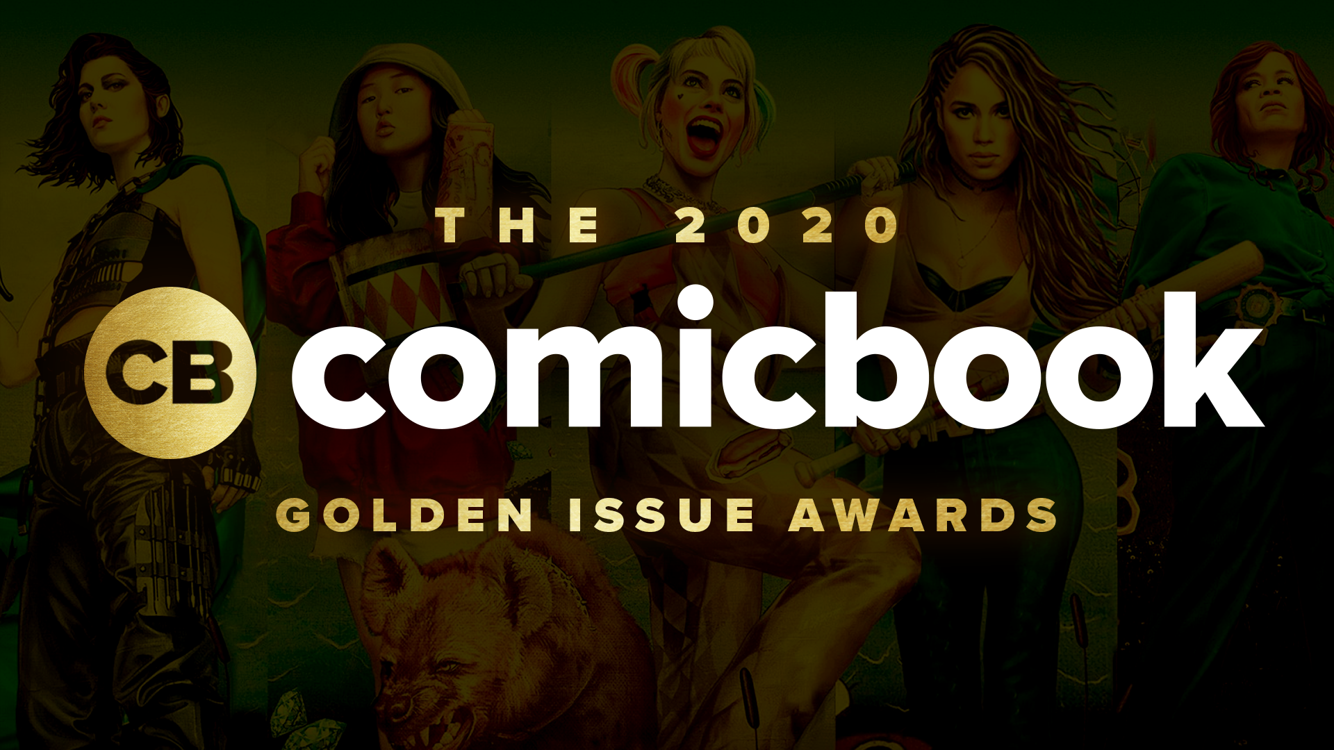 The 2020 ComicBook Golden Issues Awards