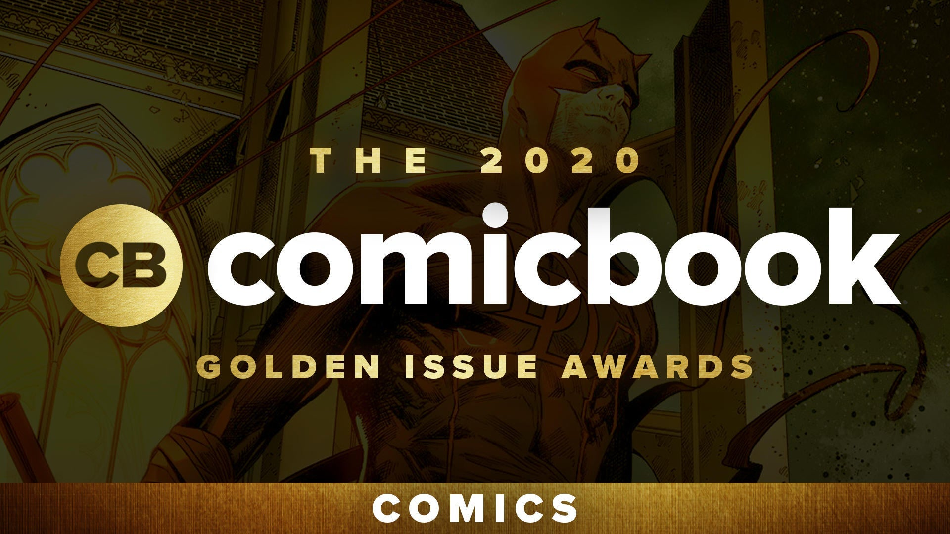 The 2020 ComicBook Golden Issues Awards for Comics