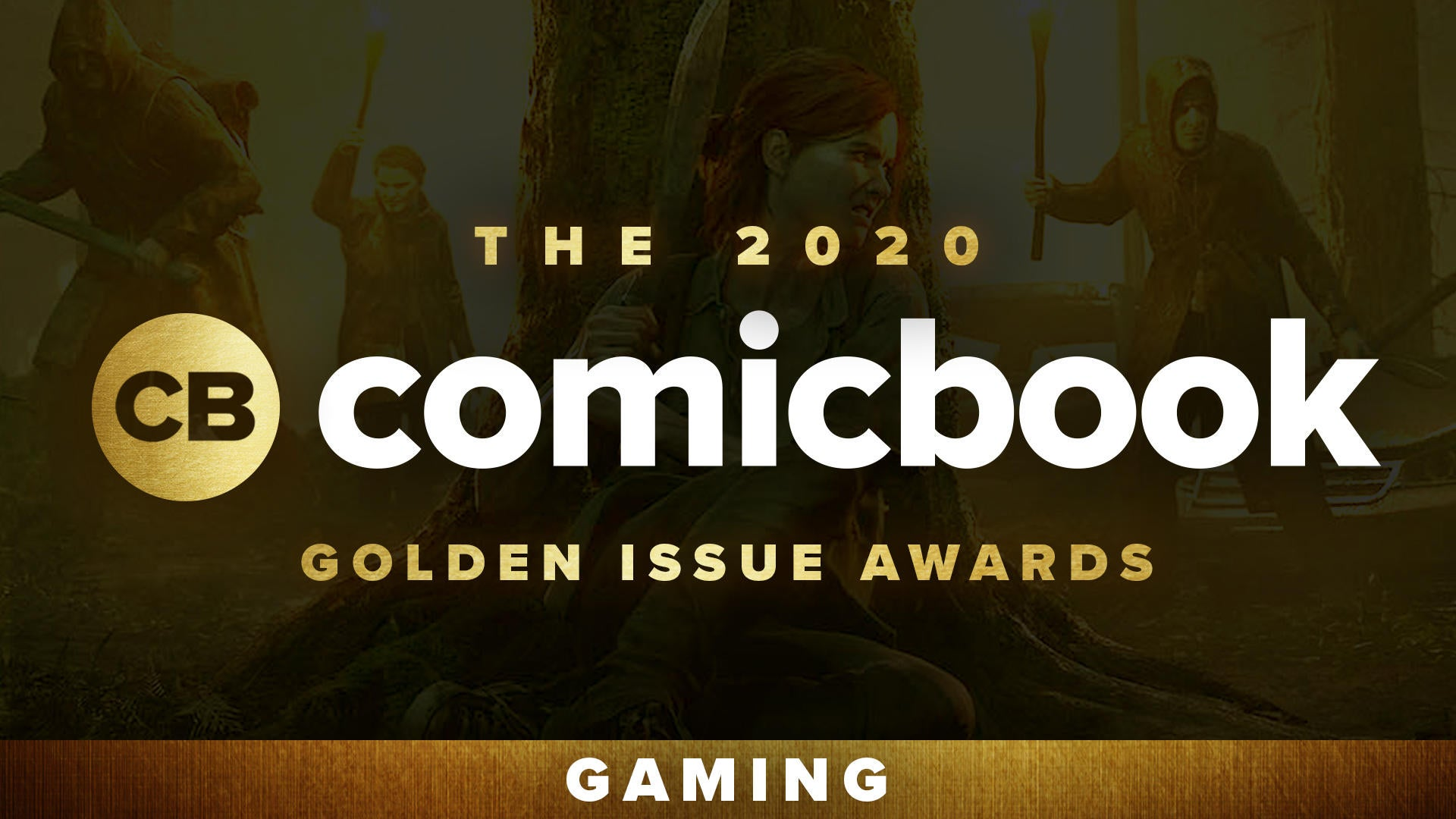 The 2020 ComicBook Golden Issues Awards for Gaming