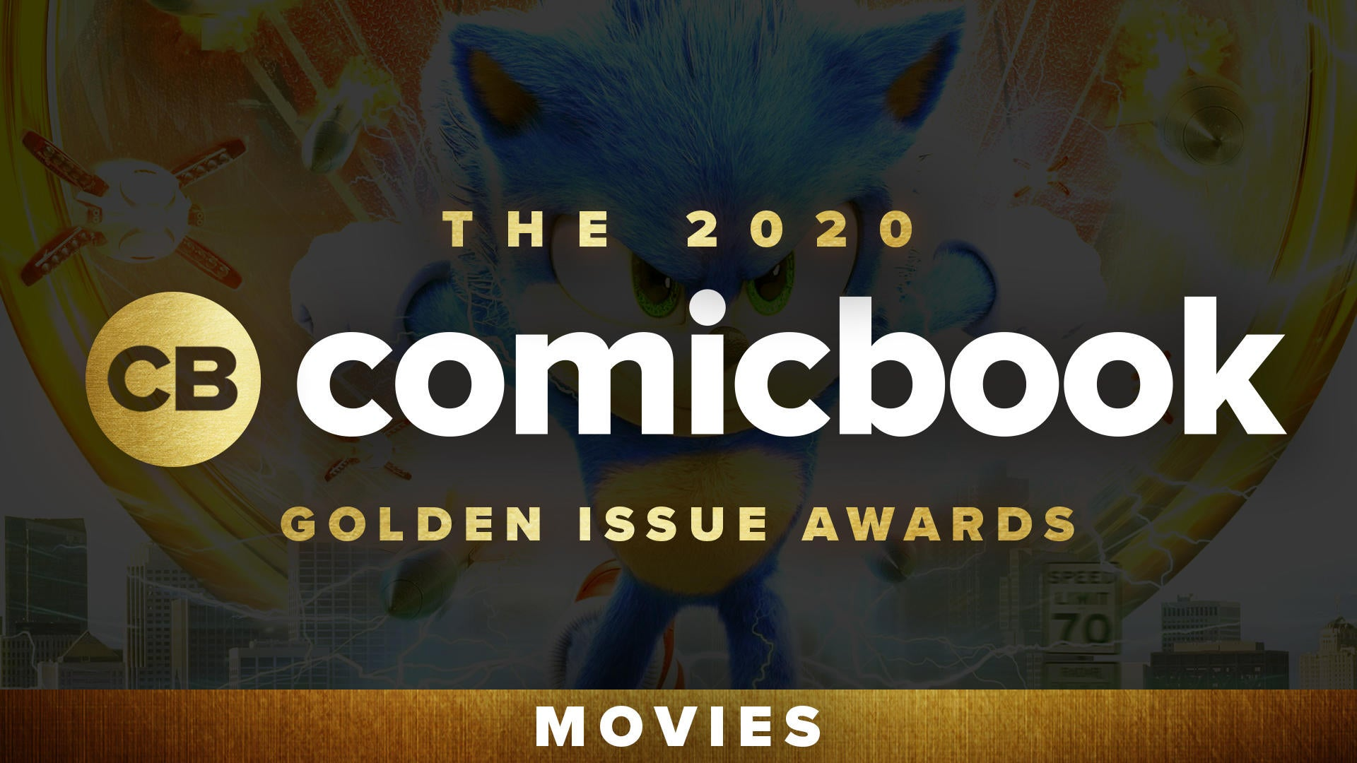The 2020 ComicBook Golden Issues Awards for Movies