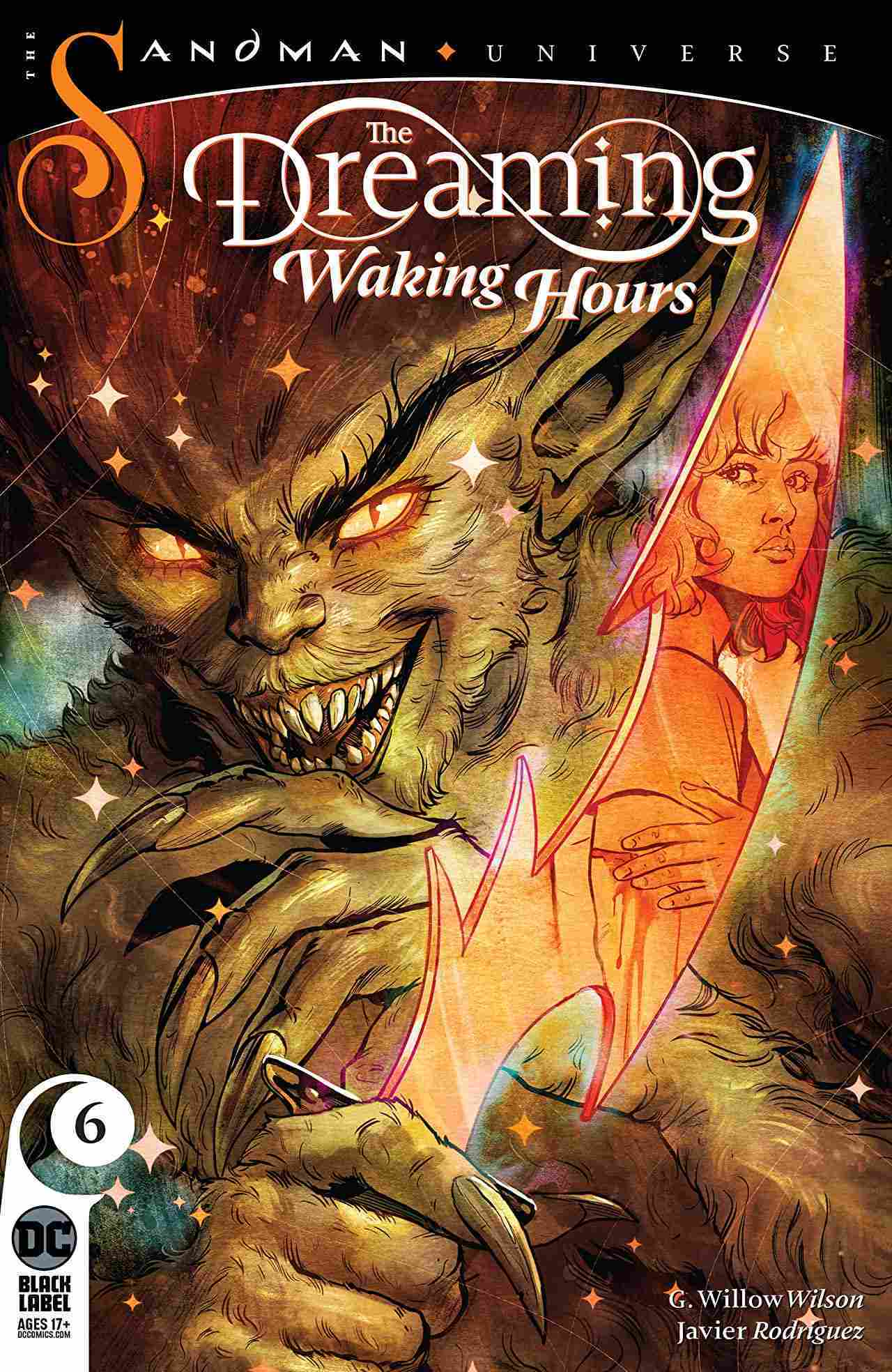 The Dreaming Waking Hours #6