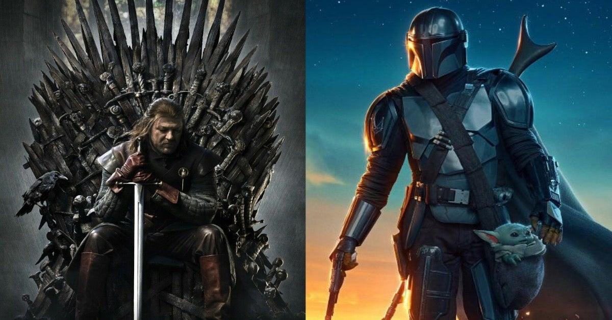 The Mandalorian Game of Thrones