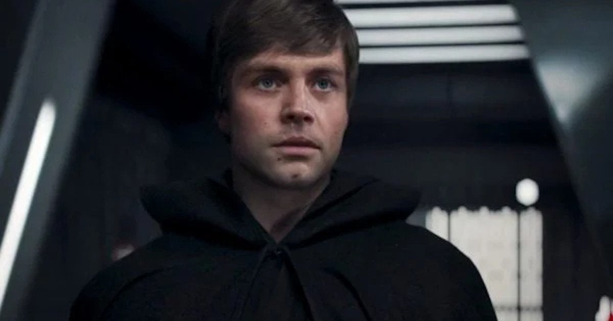 The Mandalorian Luke Skywalker