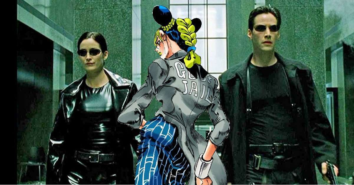 The Matrix JoJo
