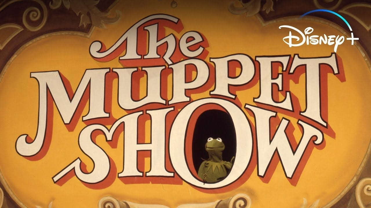 the muppet show disney plus