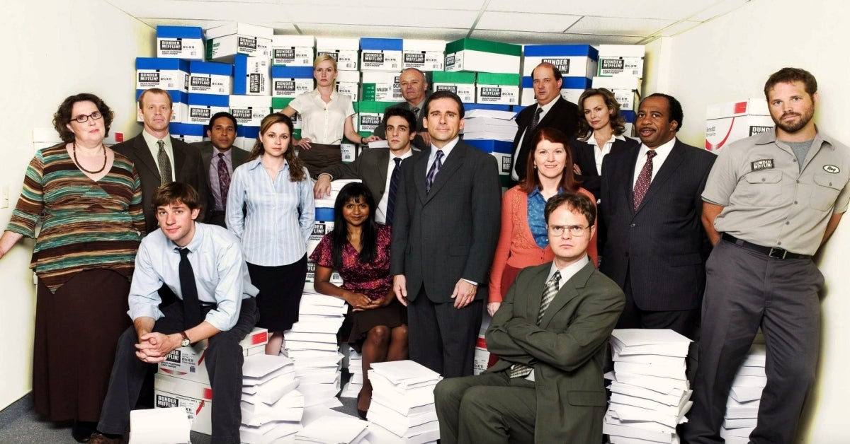 The Office Netflix Peacock