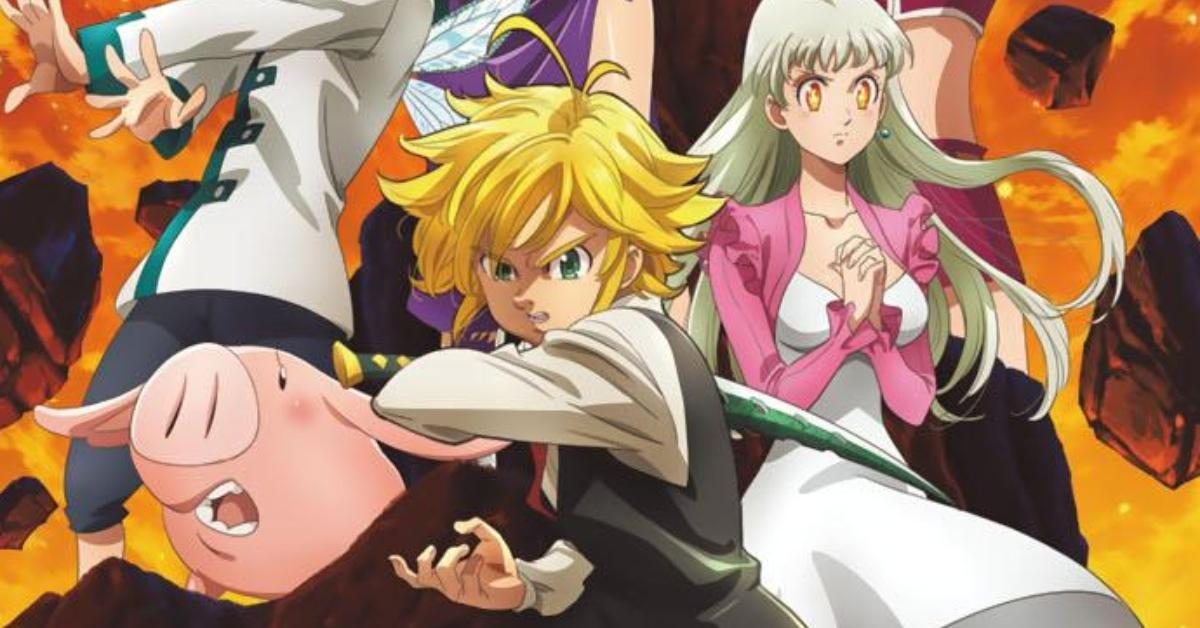 The Seven Deadly Sins Dragon's Judgment